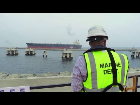 UAE's port of Fujairah inaugurates a quay for supertankers