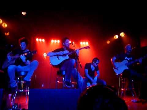 Crossfade Dead Skin Acoustic, Chameleon Club, Lancaster PA, concert 52811