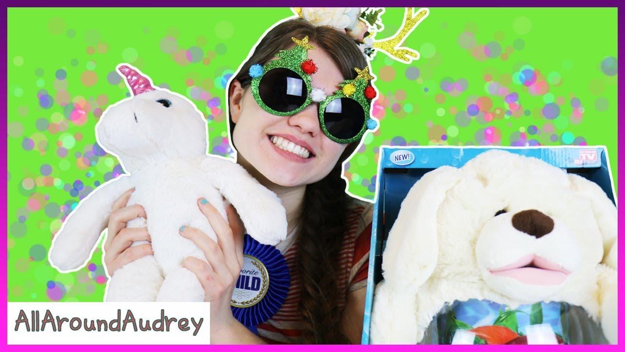 Weird Christmas Gift Ideas / AllAroundAudrey - YouTube