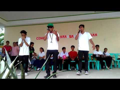 Music Video Bonfal National HS Bayombong, NV Rapper  Ernzel Agcaoili Singer  Bea Arzadon Beatbox Phi