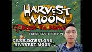 Download lagu Cara Download Game Harvest Moon di Android