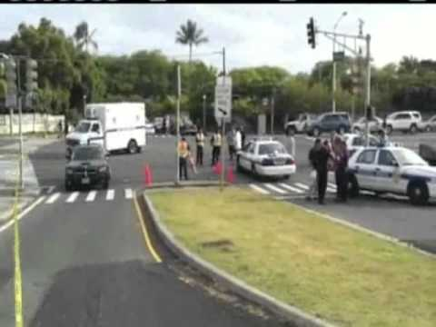 Following Breaking News: Police Officer Involved In  Shooting in East Honolulu: Eye Witness Speaks