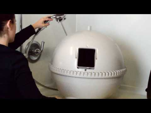 How to Clean the Litter-Robot Automatic Litter Box
