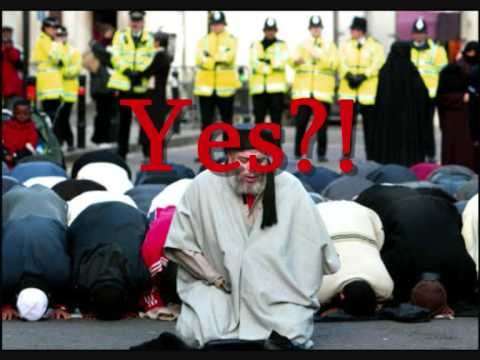 Islamic Europe?!