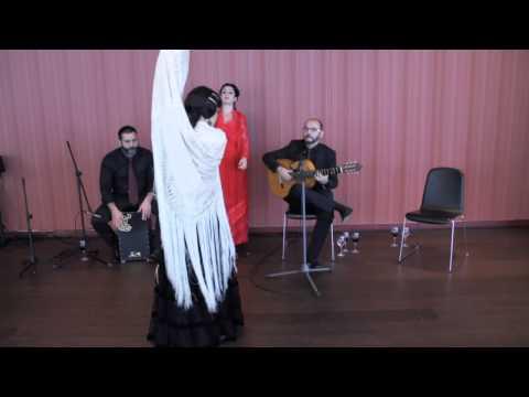 MARIDARTE, FLAMENCO & WINE PAIRING: Místicos 2011, D.O. Calatayud