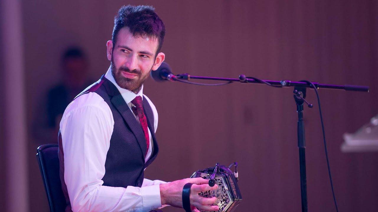 Mohsen Amini - BBC Radio Scotland Young Traditional Musician 2016