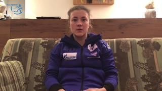 """Екатерина Юрлова - интервью для проекта """"На лыжи!"""""""