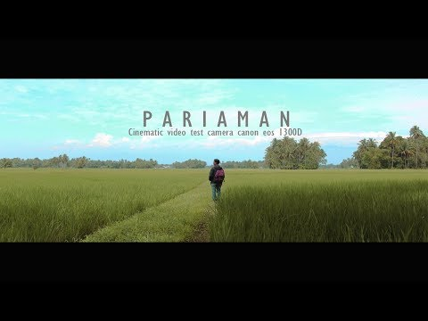 Local scenary | pariaman cinematic video CANON EOS 1300D (sam kolder inspired)