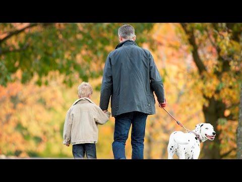 Dogs handy in 'ruff' neighbourhoods