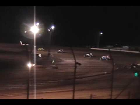 White Sands Speedway 5 16 09 #2 Heat Race