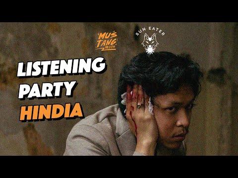 """Download Exclusive Listening Party - HINDIA """"Menari Dengan Bayangan"""" Mp4 baru"""