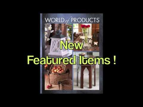 World of Products - New Featured Items!