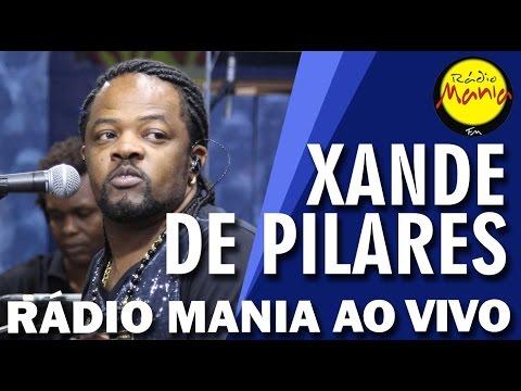 🔴 Radio Mania - Xande de Pilares - Perseverança