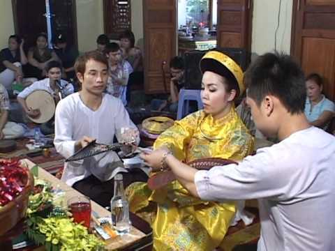 Cung nghinh Phật Thánh, Trắc giáng dương đồng  Thanh đồng Phạm Thị Bích Liên p4 Lư Giang Linh Từ