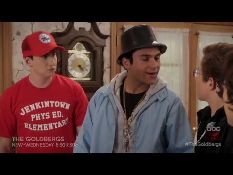 Big Tasty Busts A Freestyle  - The Goldbergs