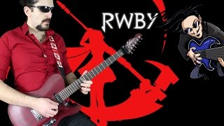 RWBY - Red Like Roses Cover (Little V) [RIP Monty Oum]