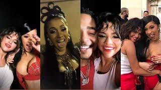 DJ Snake, Cardi B, Selena Gomez & Ozuna | Taki Taki Music Video Behind The Scenes