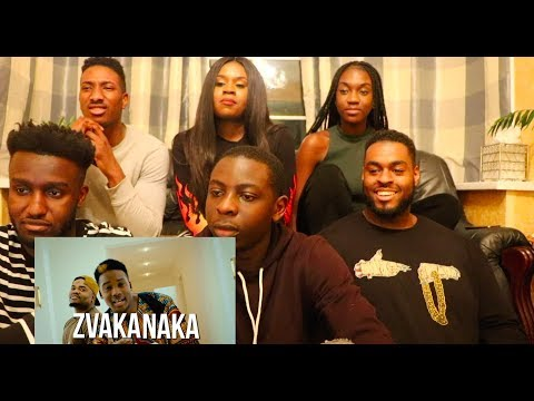 Simba Tagz ft Ex-Q & Ba Shupi - Zvakanaka ( REACTION VIDEO ) || @SimbaTagz @exqwizit04