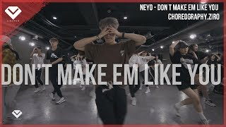 NeYo - Don t Make Em Like You Dance Choreography.Ziro by LJ dance_Urban Class 엘제이댄스