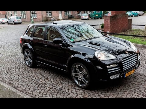 porsche cayenne facelift magnum 4 5 v8 auto impressie youtube. Black Bedroom Furniture Sets. Home Design Ideas