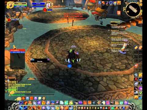 Level 70 Shaman 1v1 - ListaziTBGgaming