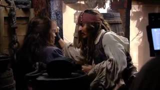Pirates Of The Caribbean 4: Behind The Scenes