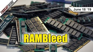 RAMBleed Steals Crypto Keys; Yubikeys Recalled - ThreatWire