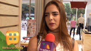 María Levy revela que retomó la relación con su papá Ariel López Padilla | Ventaneando