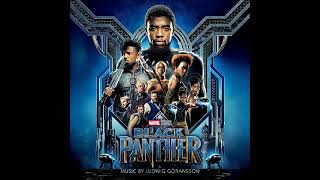 Black Panther | Full Album Soundtrack