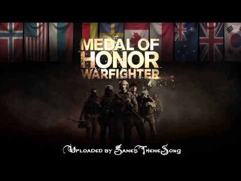 Medal of Honor Warfighter Theme Song