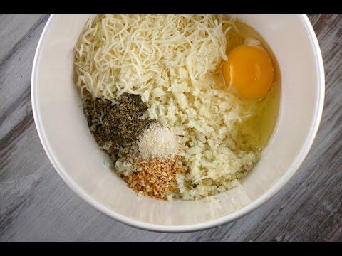 Recipe: How to Cauliflower Pizza Crust