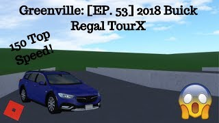 Greenville: [EP. 53] 2018 Buick Regal TourX!