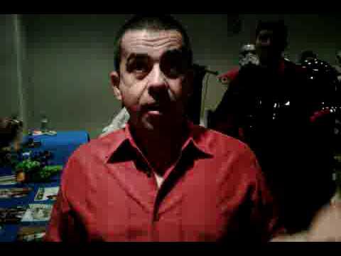 Mike Quinn saluda a la Garrison Mexico