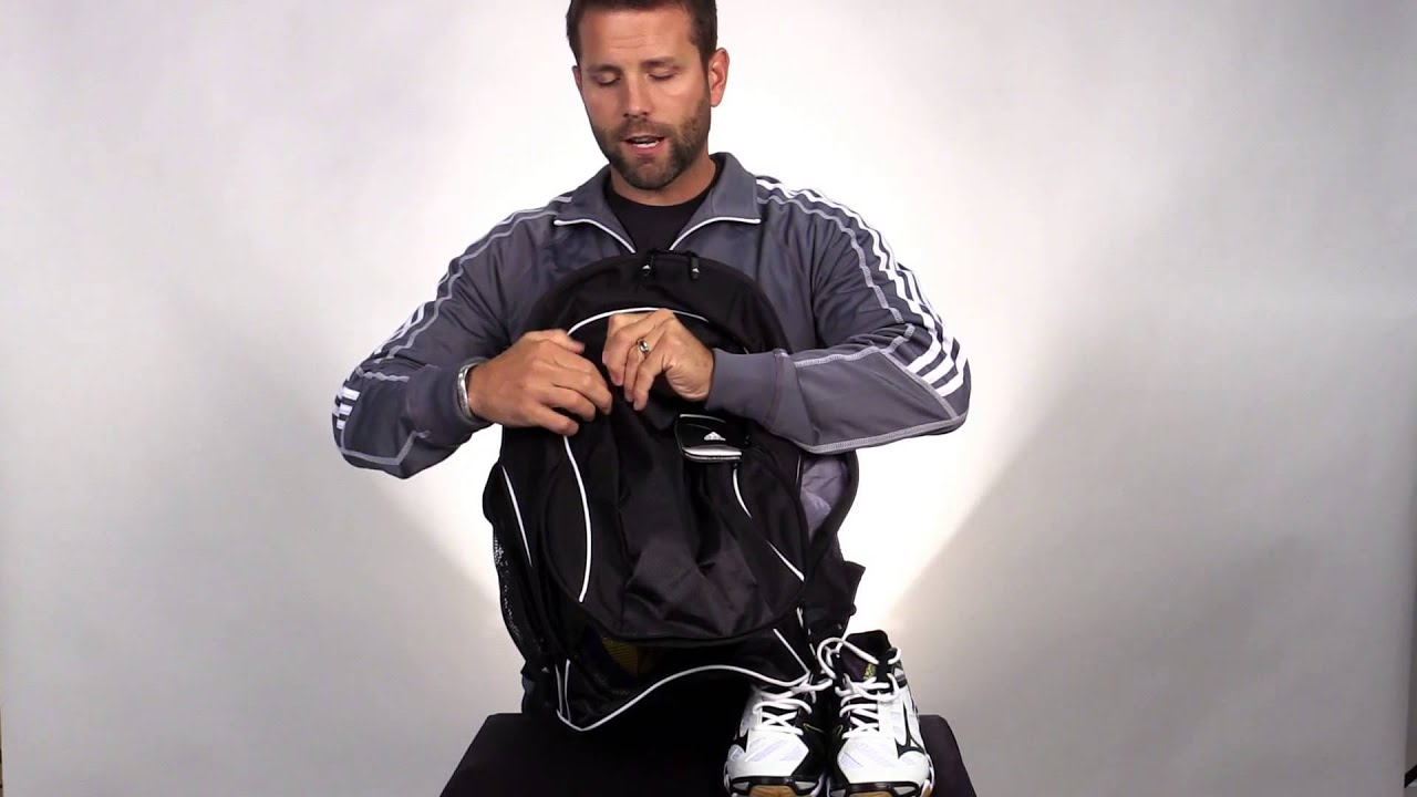 b4bdebadf213 adidas Estadio Team Backpack - YouTube