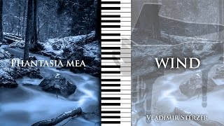 Wind (Phantasia Mea) Instrumental Piano Music, Classic Pop, Vladimir Sterzer
