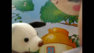 Знакомимся с друзьями Ириски / VLOG Вольта / мультфильм с игрушками про супер-собаку