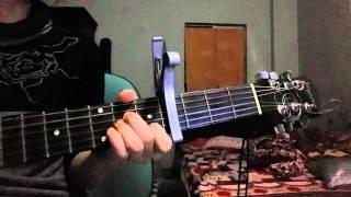 Đôi lần em nghĩ guitar cover