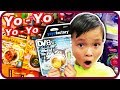 Kid First YOYO Tricks Fail  New Gold Yoyo Factory DV8 from Toy Stores   TigerBox HD