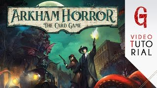 Arkham Horror video tutorial / Tocca a Max