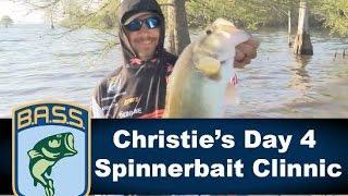 Jason Christie's Toledo Bend Spinnerbait Clinic