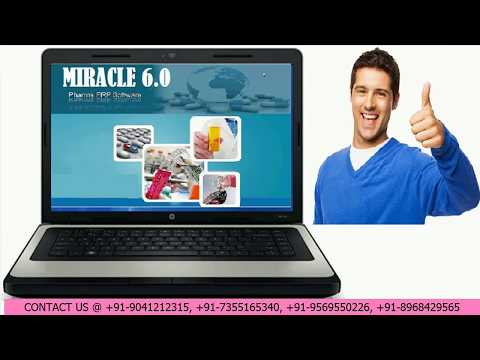 HOW TO CREATE ITEM ENTRY IN PHARMA SOFTWARE