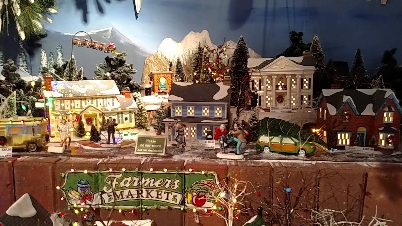 National Lampoons at Christmas Village - YouTube