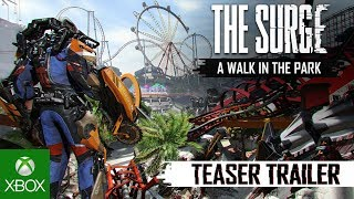 The Surge: A Walk In The Park - Teaser Trailer