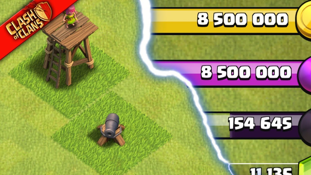 ** SUPER-NOOB is BACK in CLASH OF CLANS **