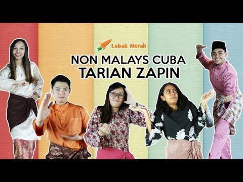 Non-Malay Cuba Berzapin!