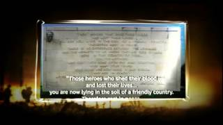 The Road to ANZAC: Part 3. Sky News' 10-part series about the ANZAC Day Centenary Commemorations.