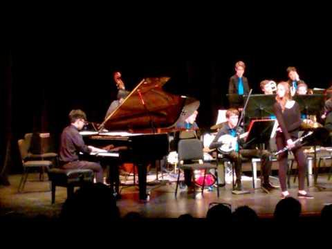 Agoura High School Jazz A - The Mooche