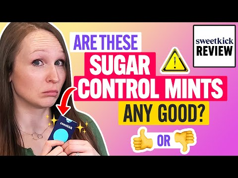 🍬 Sweetkick Review & Taste Test:  Does This 14-Day Reset Really Kick Sugar Cravings? Let's Find Out!