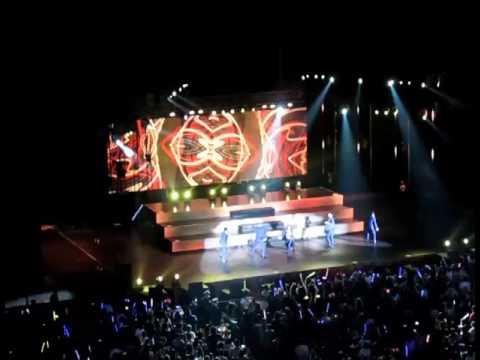 【Strawberry Alice】Backstreet Boys, Shanghai Grand Stage, 28/04/2015.
