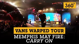 360 video memphis may fire carry on at the vans warped tour lineup announcement full sail